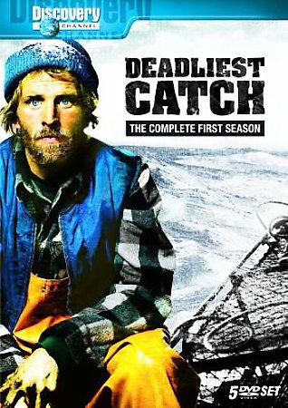 DEADLIEST CATCH:SEASON 1 BY DEADLIEST CATCH (DVD)