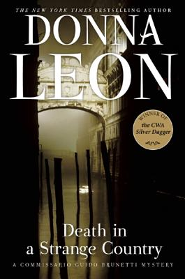 Death in a Strange Country By Leon, Donna